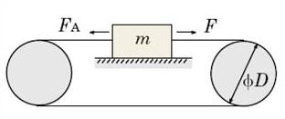 伺服电机选型时力矩计算
