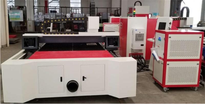 东元电机通用型JSDE2交流伺服系统应用在激光切割机上