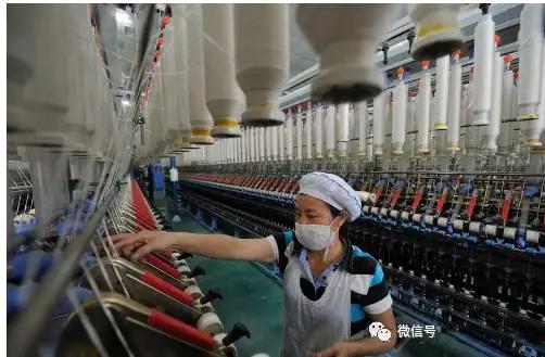 行星减速机应用在纺织行业