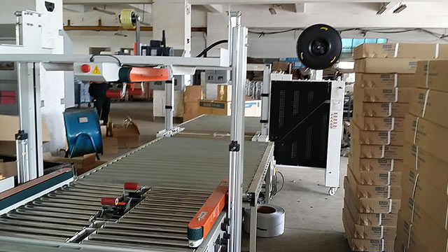 华科星为天地盖纸盒生产提供机器人工作站解决方案