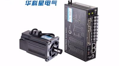 什么时候选用直流伺服电机?它和交流伺服电机有什么区别?