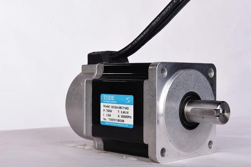 拓达伺服电机750W(2)