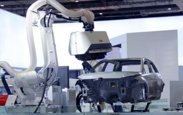 机器人汽车