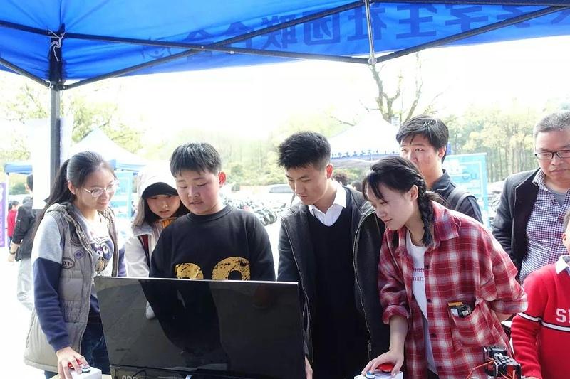 华科星富士电机(中国)与浙江大学携手焊接大赛